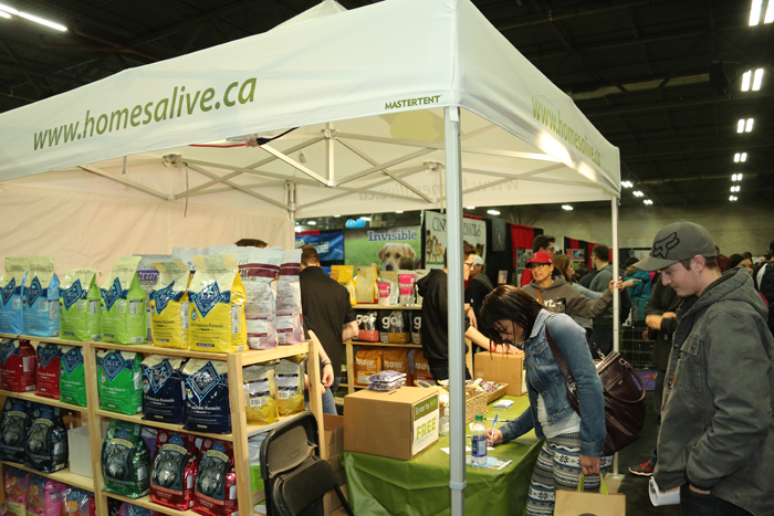 Homes Alive at Edmonton Pet Expo