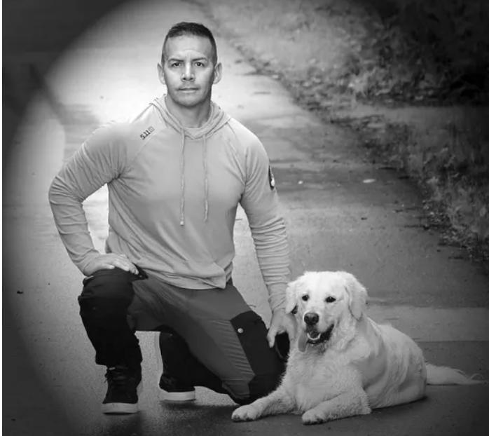 Chris Edge K9 Edge Dog Training